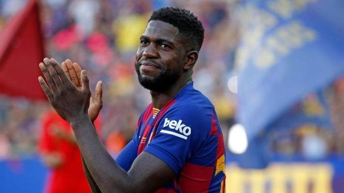 Bek Barcelona Samuel Umtiti Bersedia Pergi, tapi Syaratnya Menyusahkan