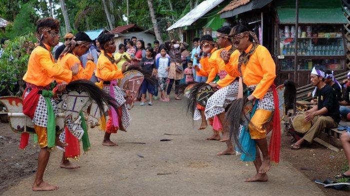 Seni Tari Jaranan Semarakkan Kampanye Desa Wisata Kemetul