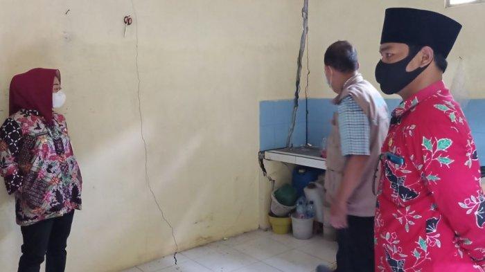 Bencana Tanah Bergerak di Purbalingga, Bupati Tiwi Perintahkan Tim Geologi Lakukan Kajian