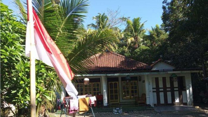 Rumah Warga Isoman di Kebumen Dipasang Bendera Merah Putih, Ini Maksudnya