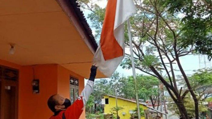 Kesbangpol Pekalongan Gregeten! Bendera Indonesia di Kantor Kades dan Camat Sudah Lusuh dan Rusak