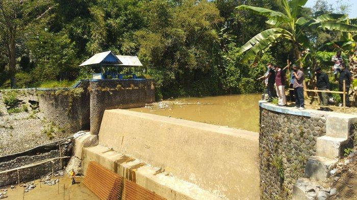 Proyek Bendungan Blimbing Kendal Sudah Setengah Jadi: Untuk Irigasi 1.000 Hektar Sawah
