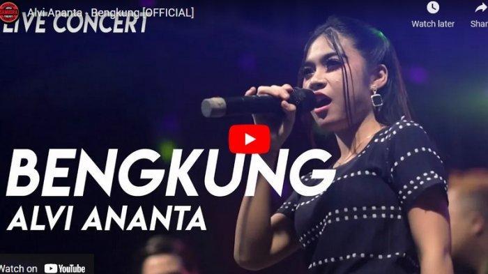 Chord Kunci Gitar Bengkung Alvi Anantaa