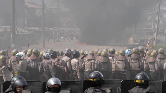 11 Warga Penolak Bendungan Wadas Purworejo Telah Dibebaskan, Polisi Sebut Warga Luar Daerah