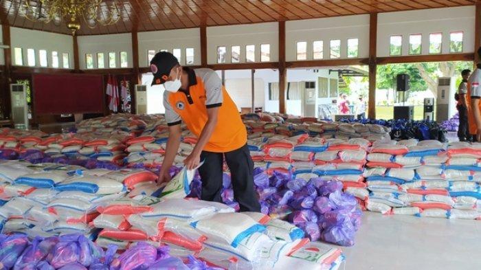 20 Ribu KK Miskin di Sragen yang Tidak Masuk Data Akan Dapat Bantuan Sembako Akhir Bulan Ini