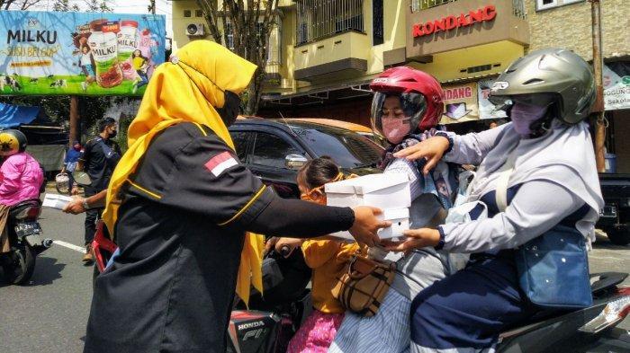 Nasrodin Apresiasi Bantuan Makanan Bagi Masyarakat Kurang Mampu di Temanggung