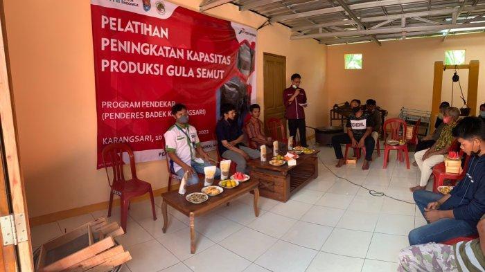 Berdayakan Potensi Gula Kelapa Organik di Cilacap, Pertamina Bentuk Pendekar