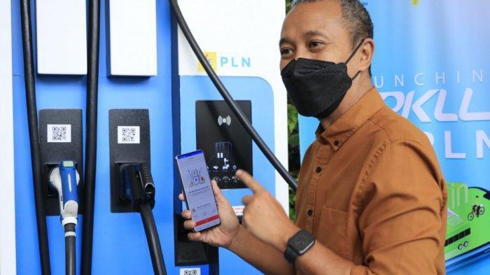 Beri Kemudahan Pengguna Kendaraan Listrik, PLN Luncurkan Aplikasi Charge.IN