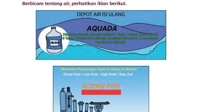 Kunci Jawaban Tema 8 Kelas 5 Halaman 52 53 54 55 56 57 Siklus Air Tanah