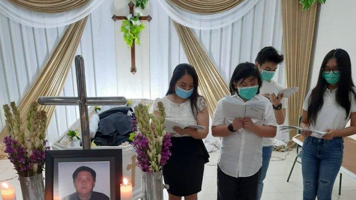 Berita Duka, Antonius Tonny Wongso Meninggal Dunia di Semarang