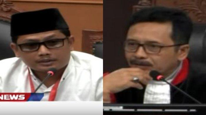 Pujian Hakim Kepada Saksi Rahmadsyah Berkacamata Hitam Bikin Hadirin Sidang MK Tertawa