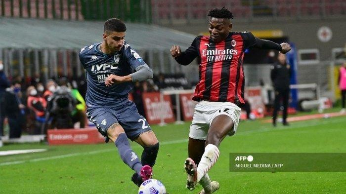 Dua Putra Maldini Bertarung Dalam Uji Coba, AC Milan Menang Telak 6-0