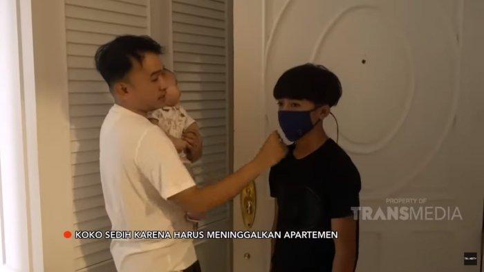 Betrand Peto Menangis Sedih Tinggalkan Apartemen, Cegah Ruben Onsu Jual karena Alasan Ini