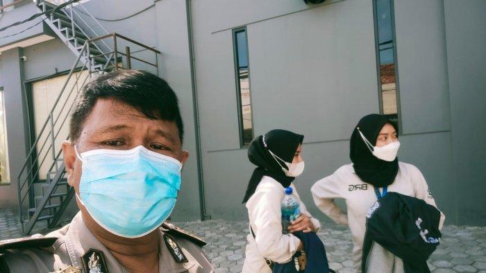 Inilah Sosok Aiptu Sudardi Terobos Penyekatan Semarang Evakuasi Ibu Hamil Hendak Melahirkan