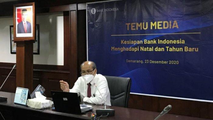 Kepala BI Jateng, Pribadi Santoso : Siap Bersinergi Jaga Kestabilan Inflasi Dukung Pemulihan Ekonomi