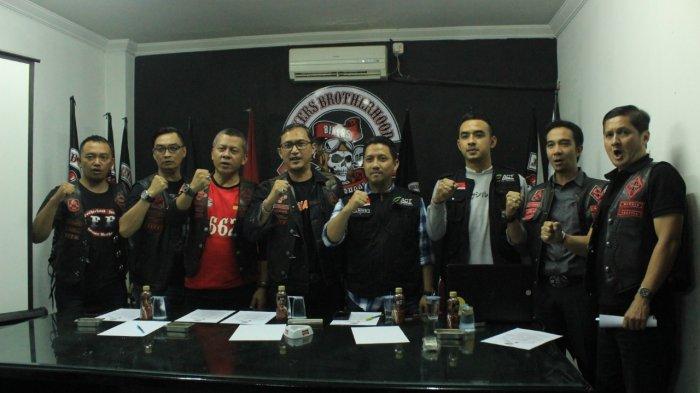 Ribuan Anggota Bikers Brotherhood MC Indonesia Gandeng ACT untuk Kolaborasi Kemanusiaan di Lombok