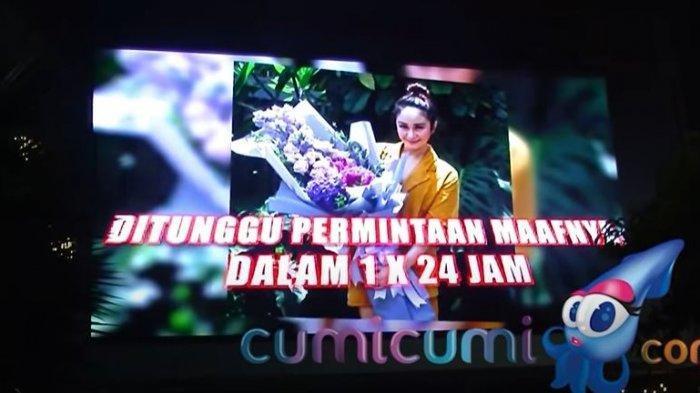 Uya Kuya Tuntut Permintaan Maaf Denise Chariesta lewat Videotron hingga Habis Ratusan Juta