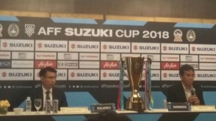 Jadwal AFF Suzuki Cup 2018: Catat! Inilah Jadwal Lengkap  Timnas Indonesia Live di RCTI