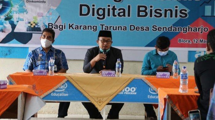 Pasang Wifi di Beberapa Titik, Dinkominfo Blora Dorong Warga Geluti Bisnis Online