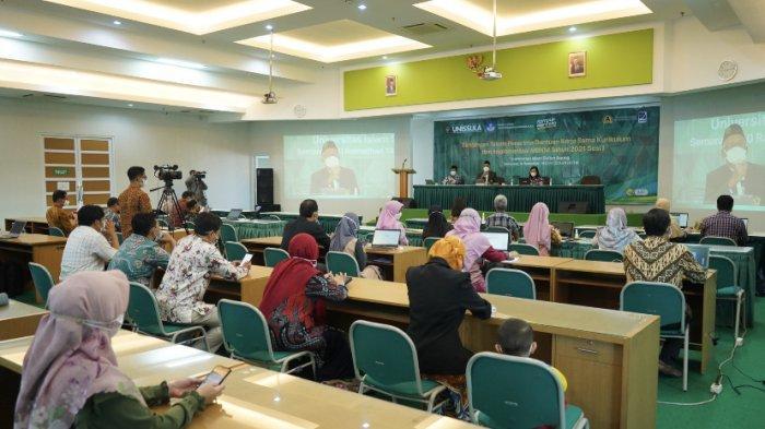 Direktorat Belmawa Dikti Kemendikbud Helat Bimtek di Unissula Semarang