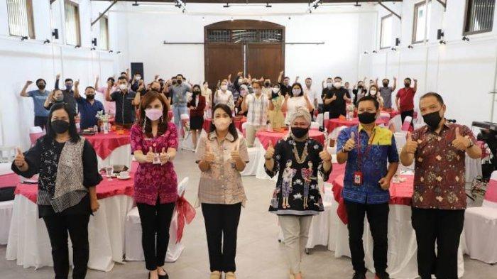 Pimpin Forum Kota Sehat Semarang, Tia Hendi Ajak Pelaku Usaha Pariwisata Adaptasi Protokol Kesehatan