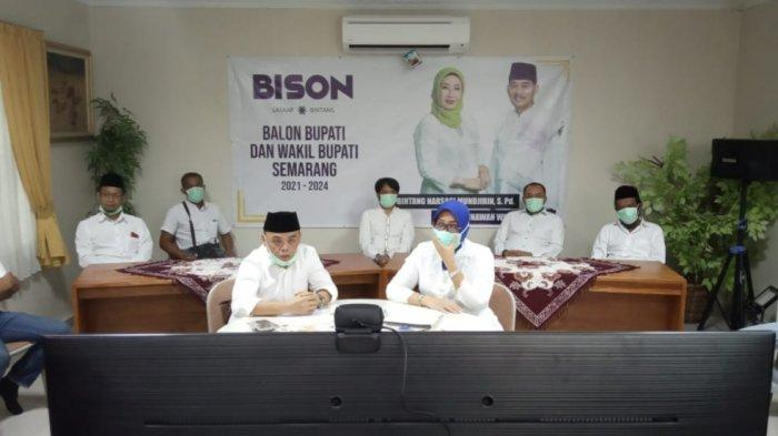 Siasat Istri Bupati Semarang Kumpulkan Nomor Telepon Warga Agar Menang Pilkada 2020