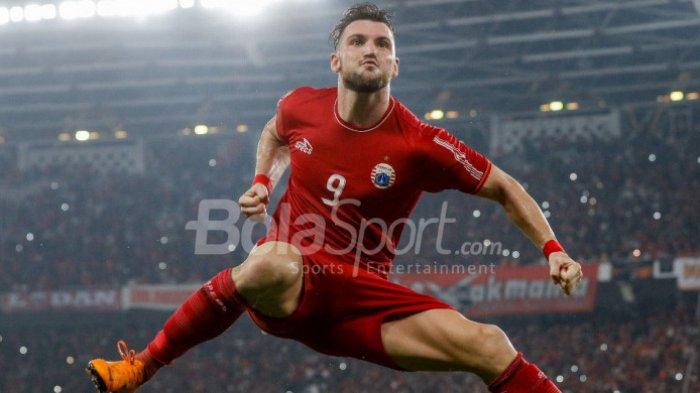 Persija Jakarta Tak Daftarkan Marko Simic di Piala AFC 2019, Ini Alasanya