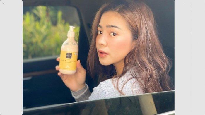 Artis Felicya Angelista Pemilik Scarlet Whittening Gandeng Song Joong Ki Jadi Brand Ambassador