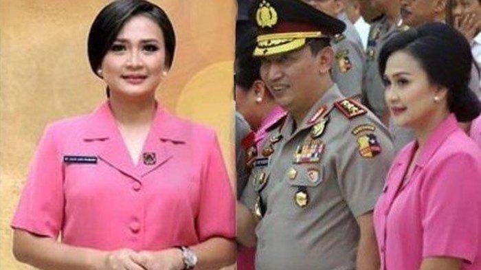 Biodata Juliati Sapta Dewi Magdalena, Istri Kapolri Listyo Sigit Prabowo