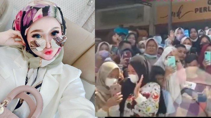 Inilah Sosok Herlin Kenza Selebgram Viral yang Bikin Kerumunan di Aceh