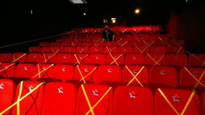 Hore! Bioskop New Star Cineplex Kudus Kembali Dibuka: Tunjukkan Aplikasi Peduli Lindungi