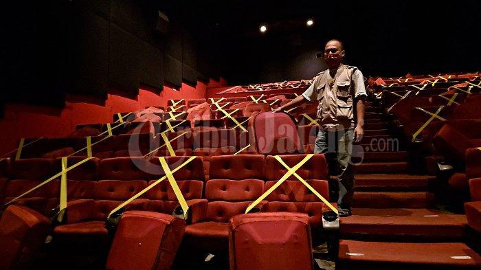 Industri Bioskop di Tegal Masih Sepi Penonton, Pengelola Berharap Jam Operasional Ditambah