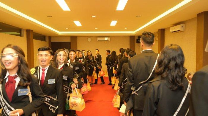 Biskuit Kokola, Edukasi Makanan Halal ke Finalis Sinok Sinang Kendal