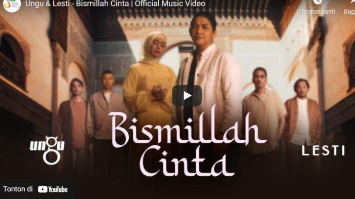 Chord Kunci Gitar Bismillah Cinta Ungu feat Lesti Kejora