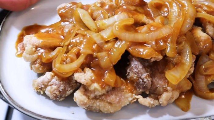 Resep Bistik Ayam Goreng Ala Restaurant, Enak dan Mudah Buatnya