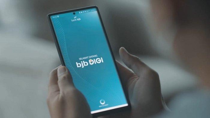 Masuk 10 Terbaik Nasional, Pertumbuhan Mobile Banking bank bjbTercatat Paling Pesat