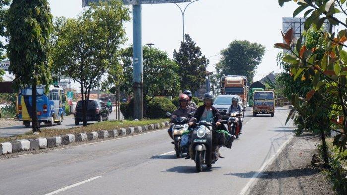 Jalan Dr Sutomo Kota Pekalongan Masuk Kategori Jalur Black Spot, Tiap Kilometer Dipasang Spanduk