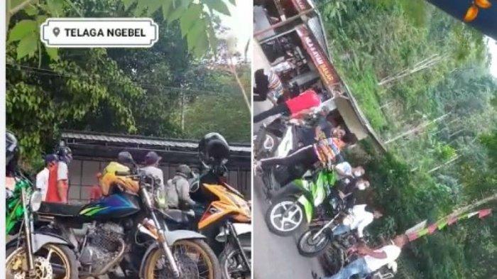 Viral Warga Hadang dan Amuk Pengendara yang Bleyer Motor, Tidak Peduli Pria atau Wanita