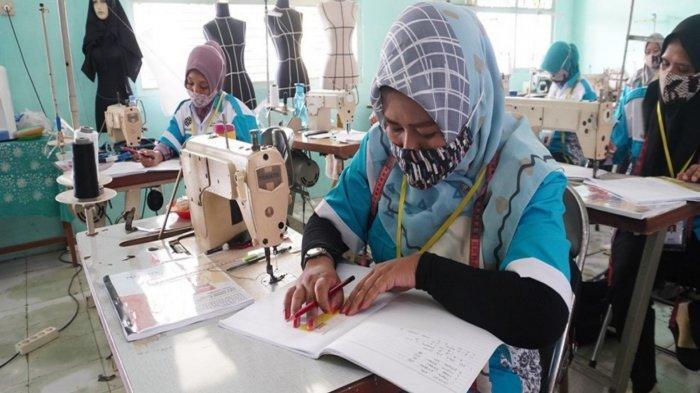 BLK Batang Dorong Peserta Pelatihan Kompetensi Berwirausaha