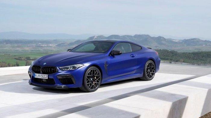 Baru Diluncurkan di Indonesia,BMW M8 Seharga Rp 6 Miliar Langsung Ludes Kehabisan Stok