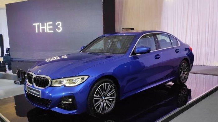 Bakal Dikenalkan di GIIAS 2019, Ini Penampakan BMW Seri 330i M Sport