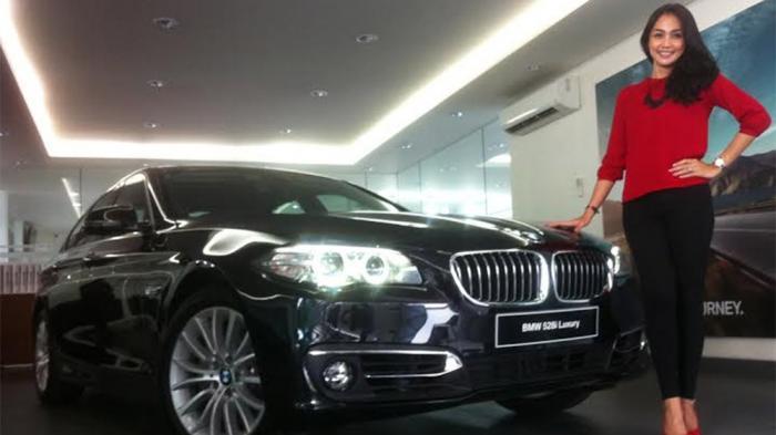 BMW Seri 5 Resmi Mengaspal di Jateng dan DIY, Mau Tahu Harganya?