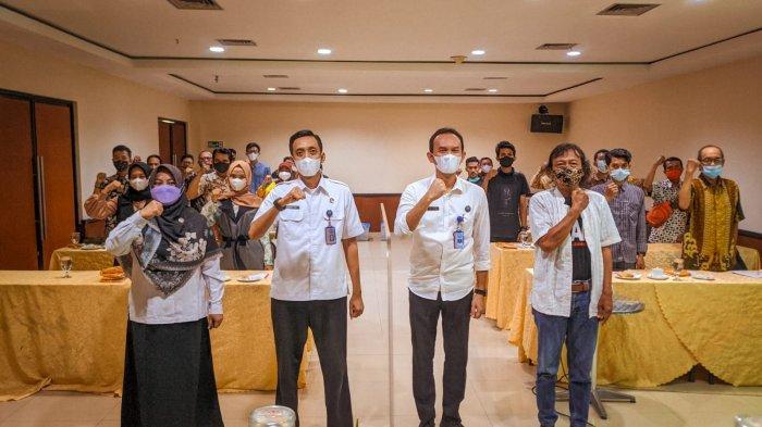BNNK Batang Ajak Pelaku Seni Ikut Sosialisasikan P4GN