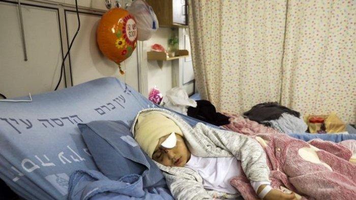 Israel Bebaskan Polisi yang Tembak Mata Bocah di Palestina, Disebut Tak Ada Alasan untuk Penuntutan