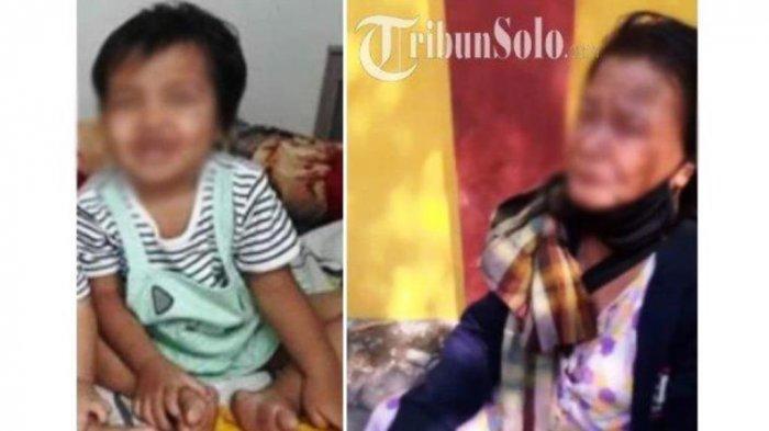 Bocah di Sragen Dibawa Kabur Pengemis, Kondisi Saat Ditemukan Tak Karuan, Lemas Diajak Jalan 2 Jam