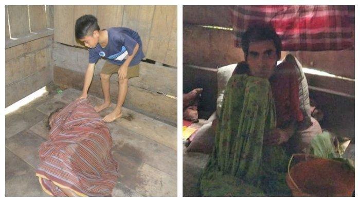 Bocah SD Carikan Makan Ayah dan Ibu, Bersihkan Berak 2 Orang Lumpuh