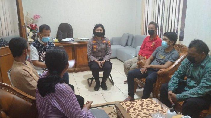 Kasus 2 Bocah SD Maling Motor Beat Biru Berakhir Damai di Polsek Semarang Barat