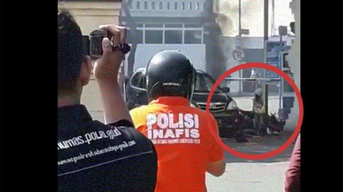 Ledakan di Maporestabes Surabaya Tewaskan 4 Orang, Begini Nasib Anak yang Dibonceng Pelaku