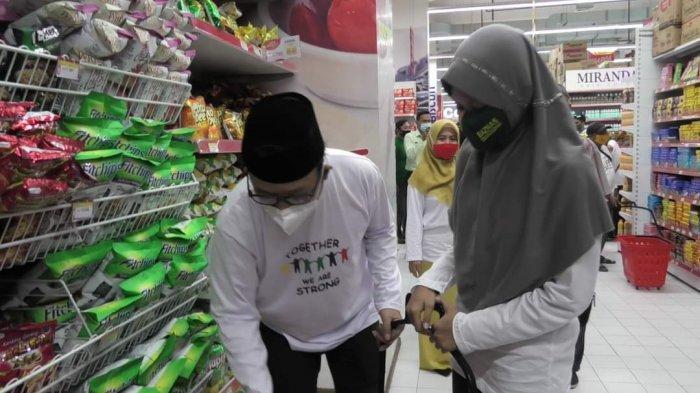 Bupati Banyumas Ajak 100 Bocah Yatim Piatu Belanja ke Mall Purwokerto