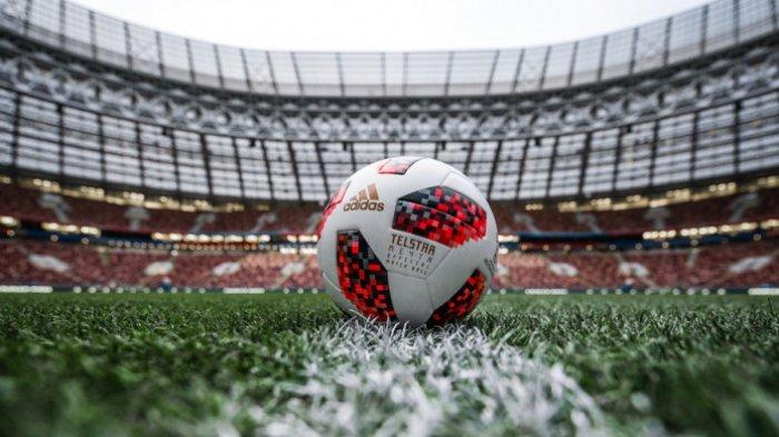 Ini Penampakan Bola Baru Piala Dunia 2018 'Telstar Mechta' untuk Fase Gugur